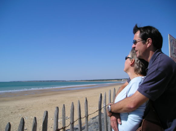 Steve & Jane Hovey The Good Life in France