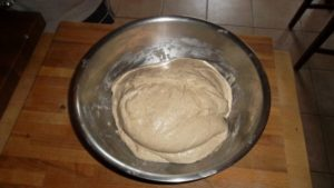 Autolysed and Rested Dough